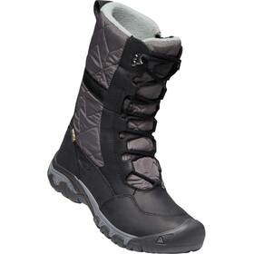 Keen Hoodoo III Tall Shoes Dame black/magnet